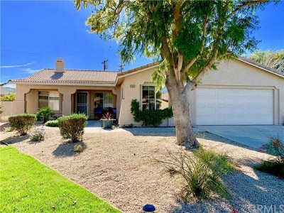 Indio Single Family Home For Sale: 81031 Aurora Avenue