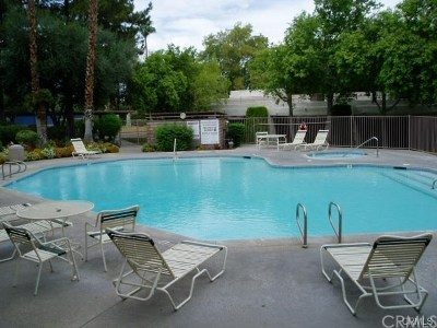 Palm Springs Condo/Townhouse For Sale: 2857 N Los Felices Road #206