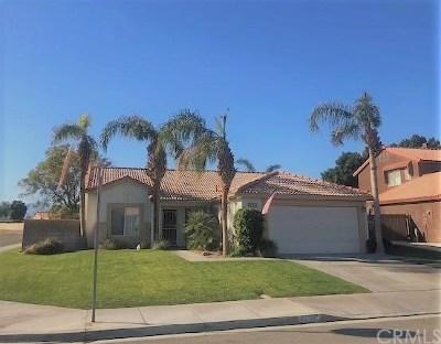 La Quinta Single Family Home For Sale: 78875 La Palma Drive