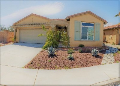 Palm Springs Single Family Home For Sale: 2699 Desert Breeze Way