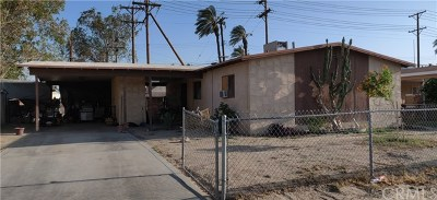 Indio Single Family Home For Sale: 82175 Primrose Avenue