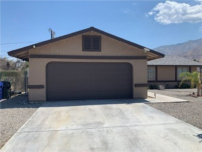 Palm Springs Single Family Home For Sale: 461 W Palm Vista Drive