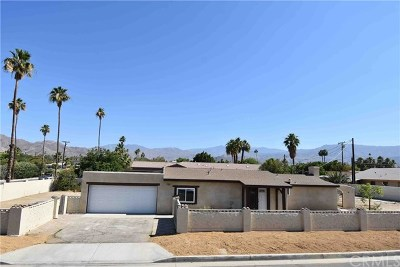 Palm Desert CA Single Family Home For Sale: $289,900