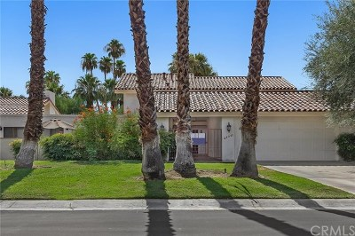 Rancho Mirage Condo/Townhouse For Sale: 37711 Los Cocos Drive West