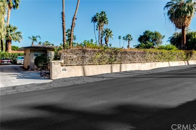 Palm Springs Single Family Home Contingent: 372 South Monte Vista Drive