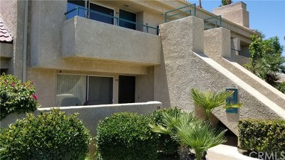 Cathedral City Condo/Townhouse For Sale: 32505 Candlewood Drive #5