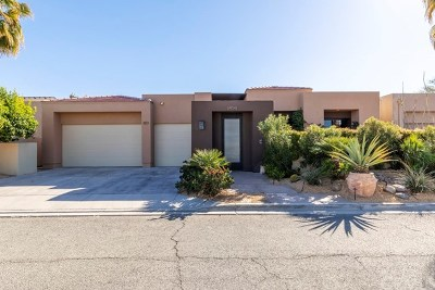 Cathedral City Single Family Home Contingent: 69541 Paseo Del Sol