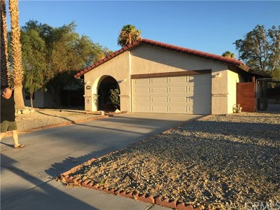 Cathedral City Single Family Home For Sale: 67395 Quijo Road