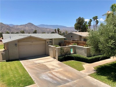 Palm Desert Single Family Home Contingent: 76803 Kentucky Avenue