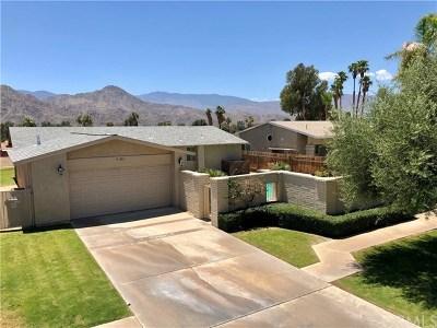 Palm Desert Single Family Home For Sale: 76803 Kentucky Avenue