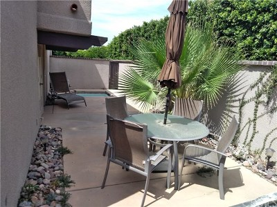 Palm Springs Condo/Townhouse For Sale: 400 North Avenida Caballeros #15