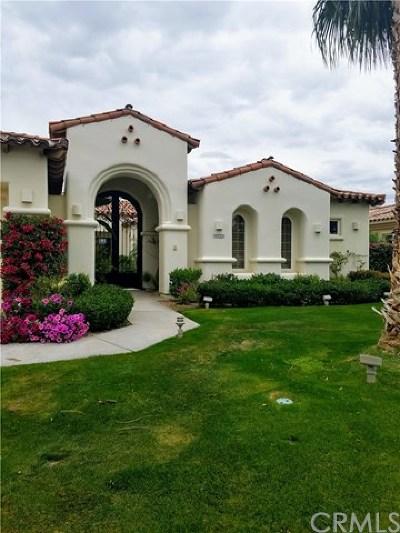 La Quinta Single Family Home For Sale: 80940 Weiskopf