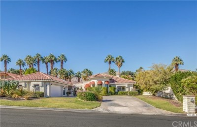 Palm Desert Single Family Home For Sale: 48201 Crestview Drive