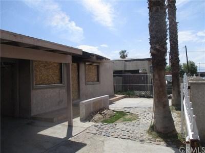 Indio Single Family Home For Sale: 84053 Corregidor Avenue