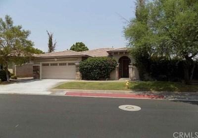 Rancho Mirage Single Family Home For Sale: 221 Via Firenza