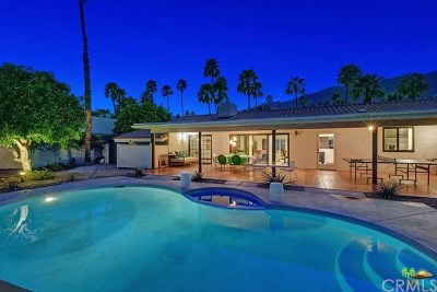 Palm Springs Rental For Rent: 1970 South Joshua Tree