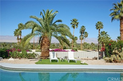 Rancho Mirage Single Family Home For Sale: 40600 Tonopah Road
