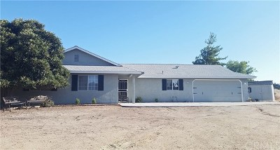 Single Family Home For Sale: 5735 Ground Squirrel Hollow