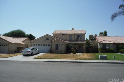 La Quinta Single Family Home For Sale: 78765 La Palma Drive