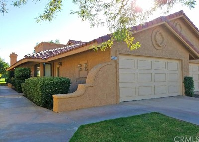 Palm Desert Condo/Townhouse For Sale: 77831 Woodhaven Drive North