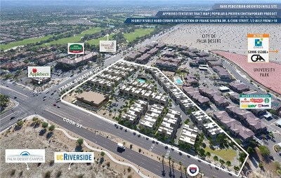 Palm Desert Residential Lots & Land For Sale: Frank Sinatra Dr