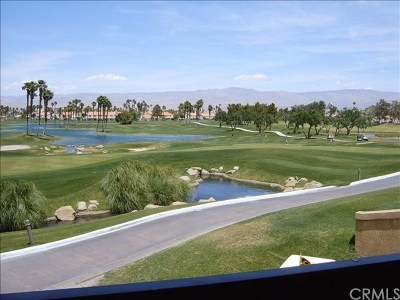 Palm Desert Condo/Townhouse For Sale: 373 Muirfield Drive