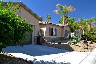 Cathedral City Single Family Home For Sale: 69885 Matisse Road