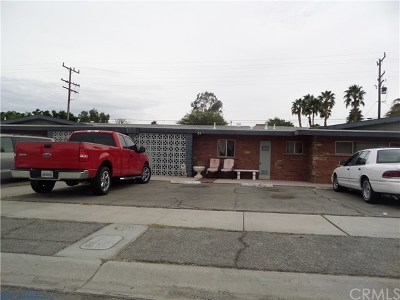 Palm Springs Multi Family 5+ For Sale: 451 East Chuckwalla Road