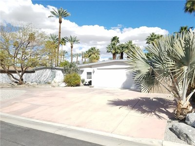 Rancho Mirage Single Family Home For Sale: 37106 Ferber Drive