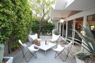 Palm Springs Condo/Townhouse For Sale: 1840 South Araby Drive