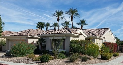 Palm Desert Single Family Home For Sale: 36116 Firethorn Drive