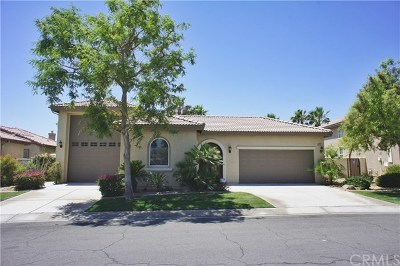 Indio Single Family Home For Sale: 82757 Field Lane