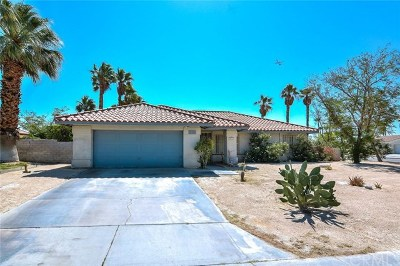 Palm Springs Single Family Home For Sale: 2500 North Hermosa Drive