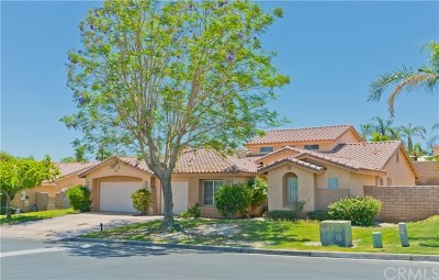 La Quinta Single Family Home For Sale: 78935 Galaxy Drive