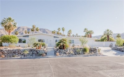 Rancho Mirage Single Family Home For Sale: 71543 Mirage Road