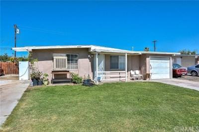Indio Single Family Home For Sale: 43397 Kenya Drive