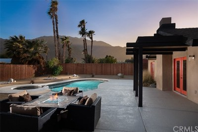 Palm Springs Single Family Home For Sale: 1341 E Francis Drive