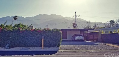 Palm Springs Single Family Home For Sale: 823 South Calle Tomas