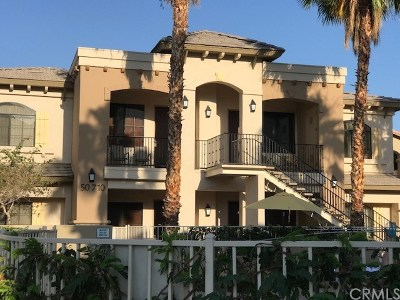 La Quinta Condo/Townhouse For Sale: 50710 Santa Rosa