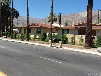 La Quinta Multi Family 5+ For Sale: 51245 Eisenhower Drive