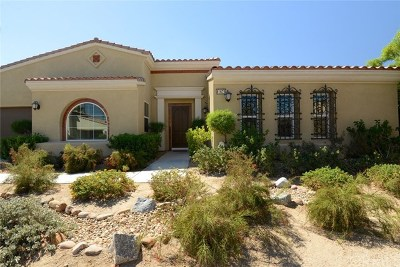 La Quinta Single Family Home For Sale: 81675 Rancho Santana Drive