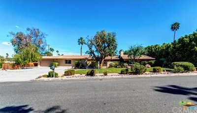Palm Desert Single Family Home For Sale: 73145 Shadow Mountain Drive
