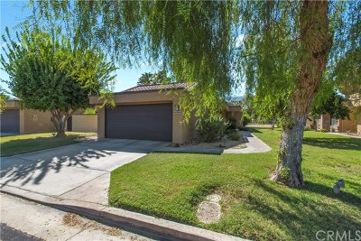 Palm Springs Condo/Townhouse For Sale: 3035 Regency Drive North