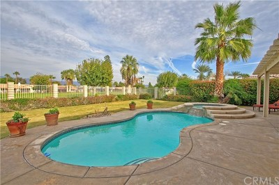 Indio Single Family Home For Sale: 82548 Bogart Drive