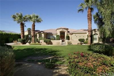 Indio Single Family Home For Sale: 49101 Escalante Street