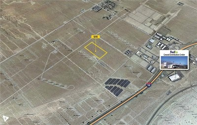Palm Springs Residential Lots & Land For Sale: Halleck Road
