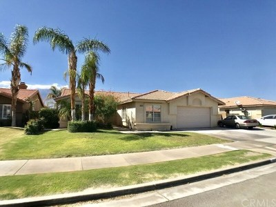 Cathedral City Single Family Home For Sale: 30191 Alexander Drive