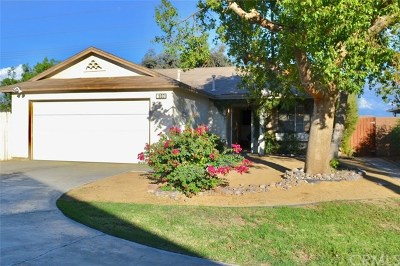 Indio Single Family Home Contingent: 47800 Madison Street #107