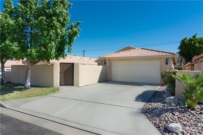 La Quinta CA Single Family Home For Sale: $352,900