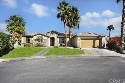 Indio Single Family Home For Sale: 41660 Antun Place